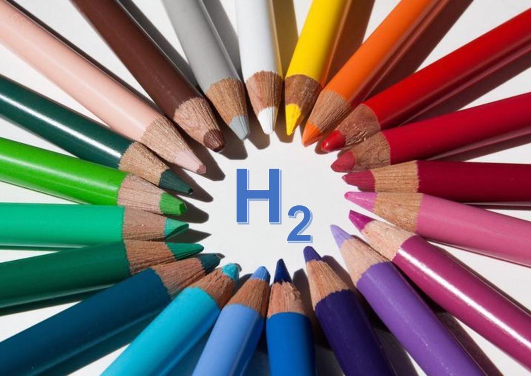 colori idrogeno